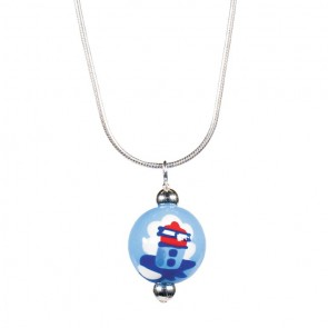 LIGHTHOUSE LANE CLASSIC BEAD PENDANT