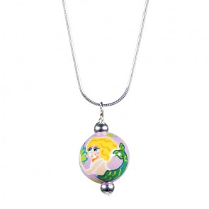 MERRY MERMAIDS CLASSIC BEAD PENDANT