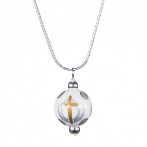 COUNT YOUR BLESSINGS CLASSIC BEAD PENDANT