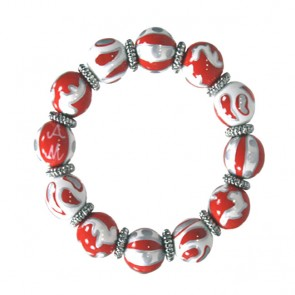 CRIMSON CRUSH CLASSIC BRACELET