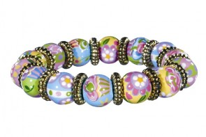 COOL CUPCAKES LITTLE GIRL'S BRACELET - GOLD