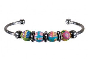 COOL CUPCAKES BANGLE by Angela Moore