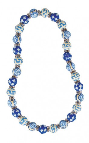 DESERT BLOOM BLUE CLASSIC NECKLACE