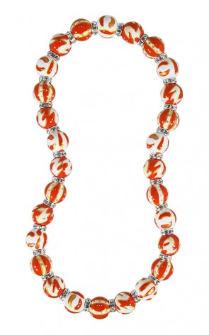 ORANGE CRUSH CLASSIC NECKLACE