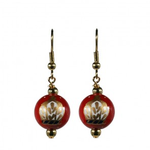 LONDON VIBE CLASSIC BEAD EARRINGS