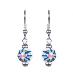 TREASURE ISLAND PETITE BEAD EARRINGS