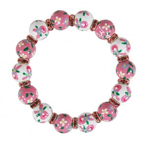 PINK RIBBON RELAXED FIT BRACELET