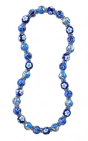 BLUE HEAVEN RELAXED FIT NECKLACE