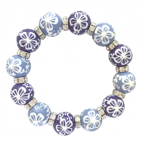 PURPLE, PLEASE! CLASSIC BRACELET