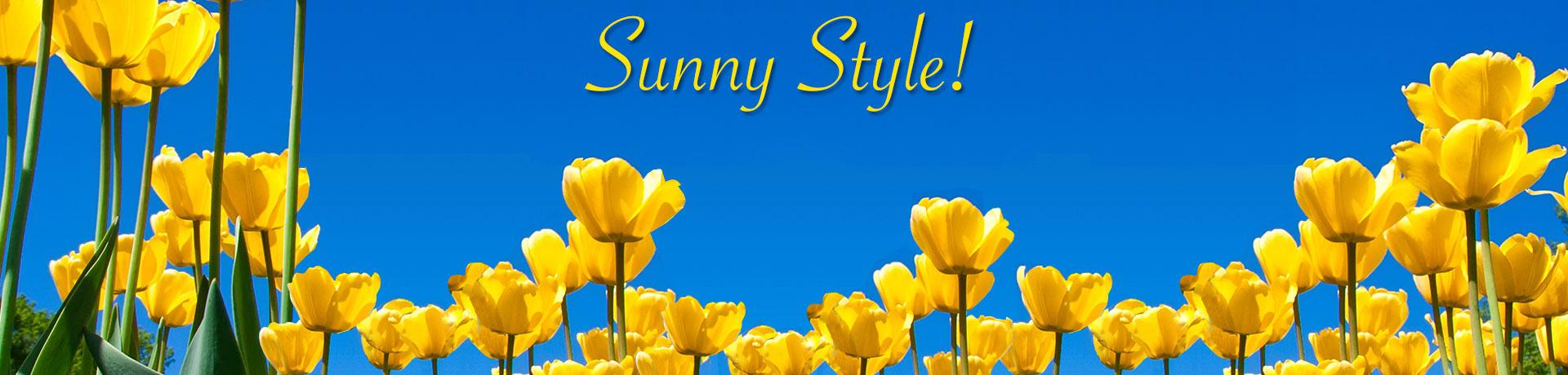 sunny-style-background