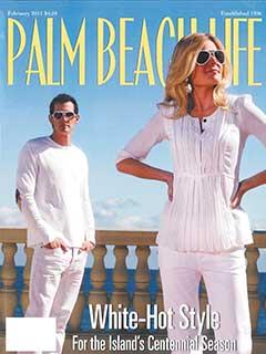 Palm Beach Blue Classic Bracelet - Gold