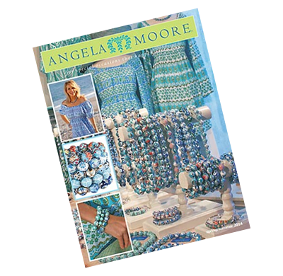 Angela Moore 2014 Spring Summer Catalog