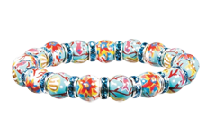 Angela Moore Spice Beaded Bracelets